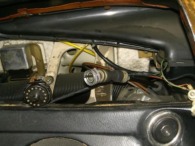 MB speedo repair