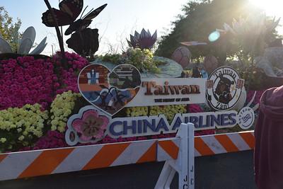2015 Rose Parade floats