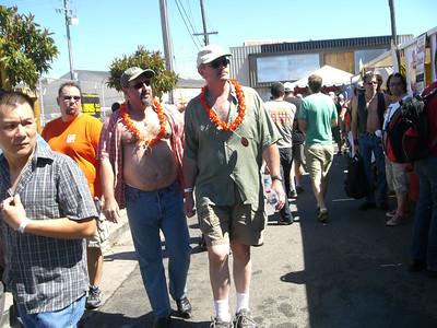 Harrison Street Fair SF