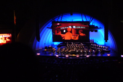 2001 A Space Odyssey at the Hollywood Bowl