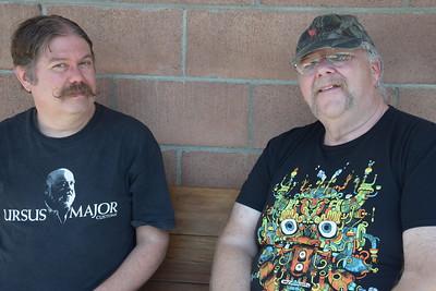 Val's Hayward and Lucasfilm Presidio