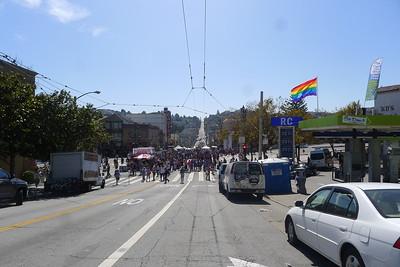 Castro Street Fair 2015
